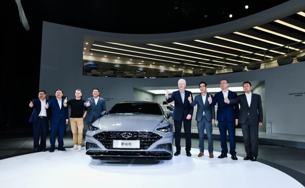 技术有干货产品有爆款北京现代四款全新车型上海车展首发