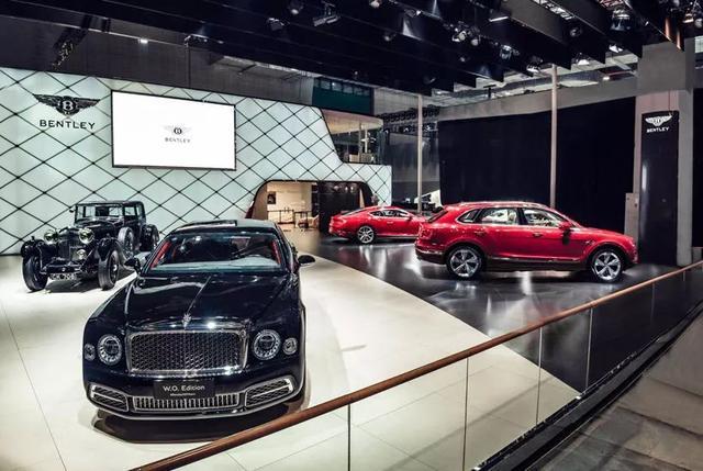 非凡百年宾利汽车带来超豪华出行新可能