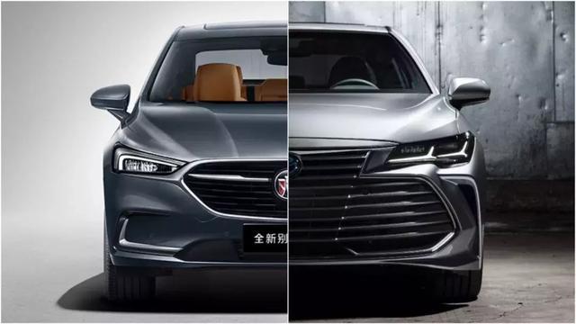 合资B+级轿车杆位争夺战:别克君越与丰田亚洲龙谁是首选?