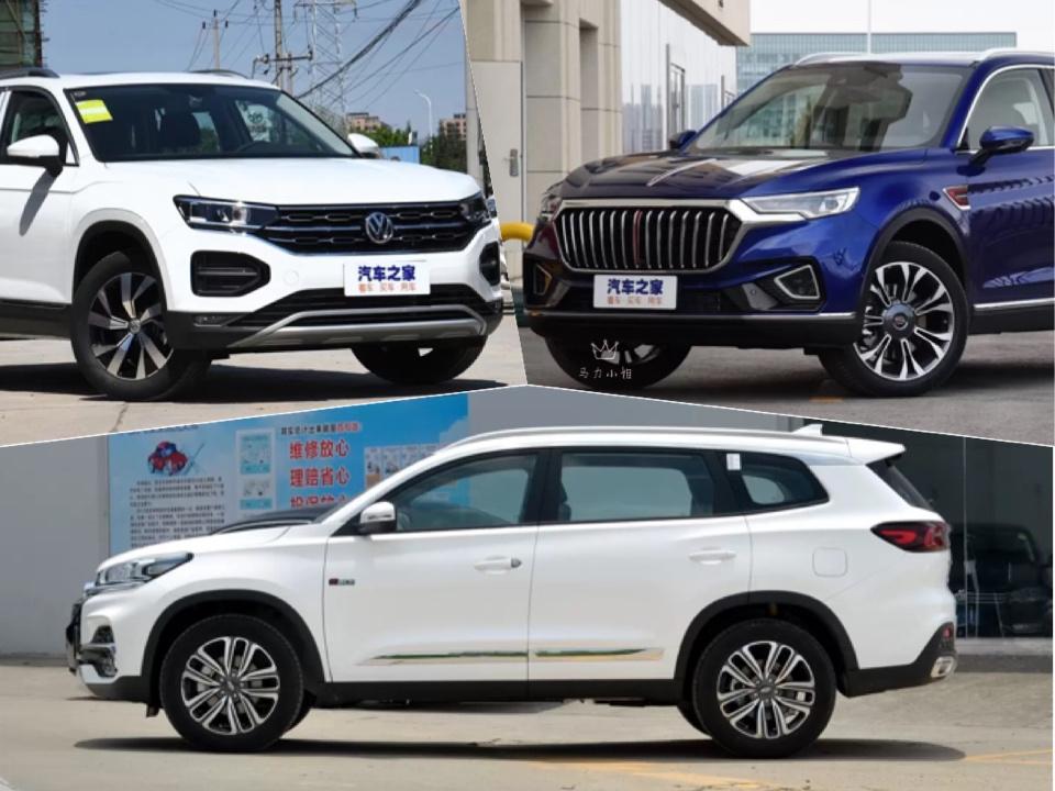 三款中型SUV推荐,国六排放标准,预计11.99万起售!