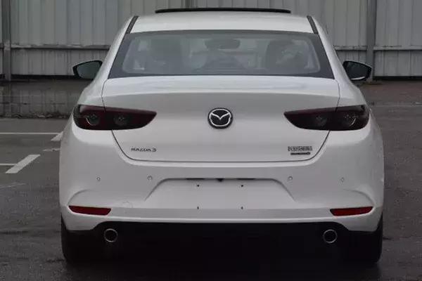 马自达3要变Mazda3?你更喜欢哪个?